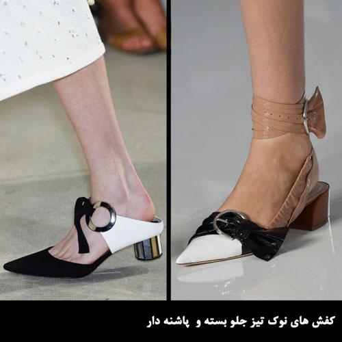 مدل کفش 2016