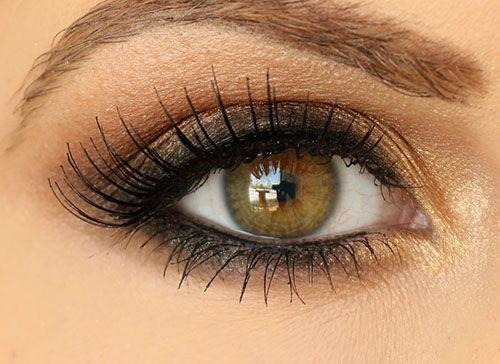 برای هر رنگ چشم قهوه ای رنگ سایه خاصی انتخاب کنید