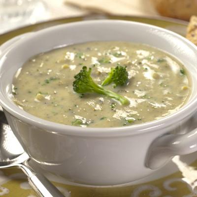 سوپ بروکلی