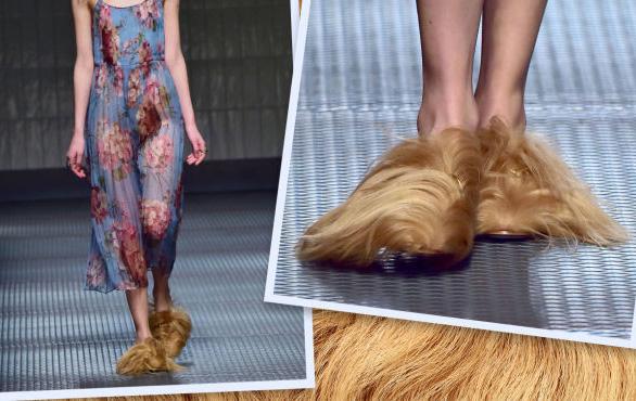 طرح جدید گوچی برای کفش خانمها
