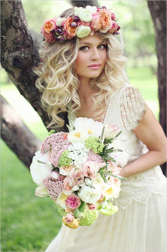 بهاری زیبا با عروس خانم های زیبا