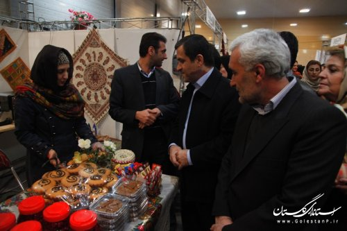 جشنواره غذاهای ماندگار گرگان