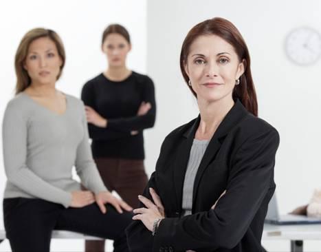 سنبل هایی برای نشان دادن تغییر در موقعیت شغلی