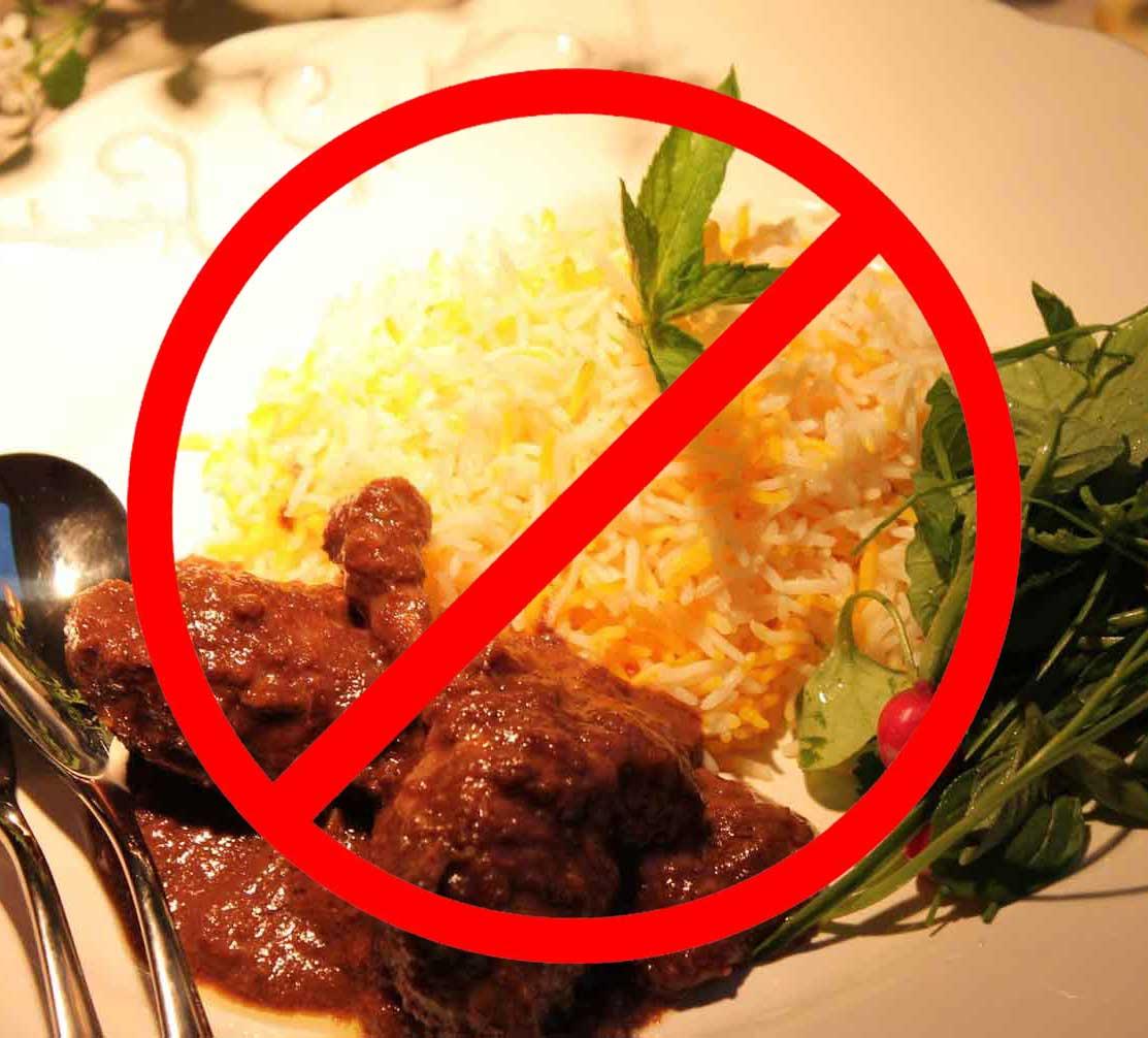 تنها نخوردن برنج موجب کاهش وزن نمی شود