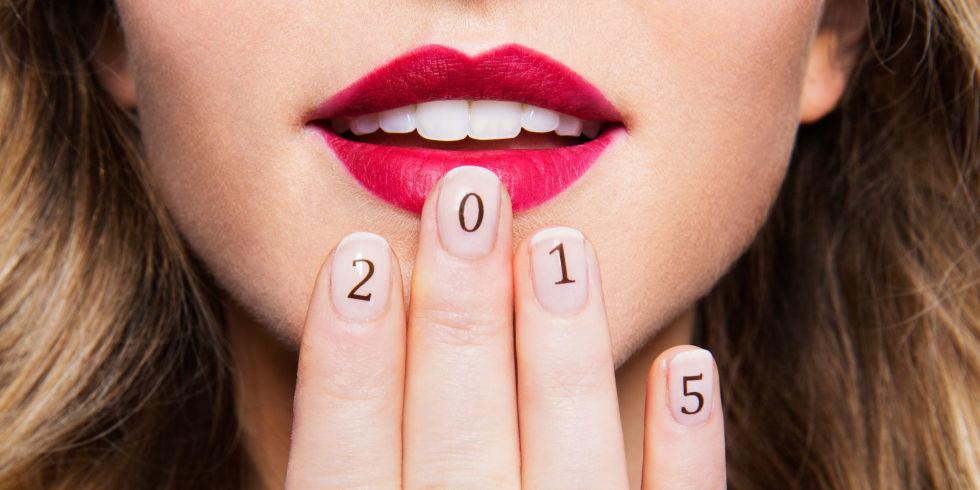 طراحی قدم به قدم ناخن به طرح های جدید 2015