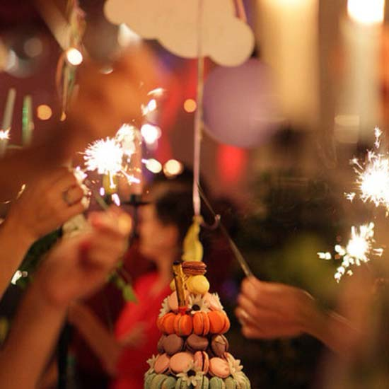 فرهنگ ما، فرهنگ جشن و شادی است. جشن هایی که جان مایهی آنها شادی و سرور و شکرگزاری است.
