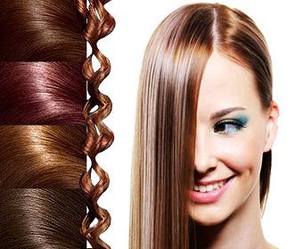 رنگ موی مناسب شما چیست ؟