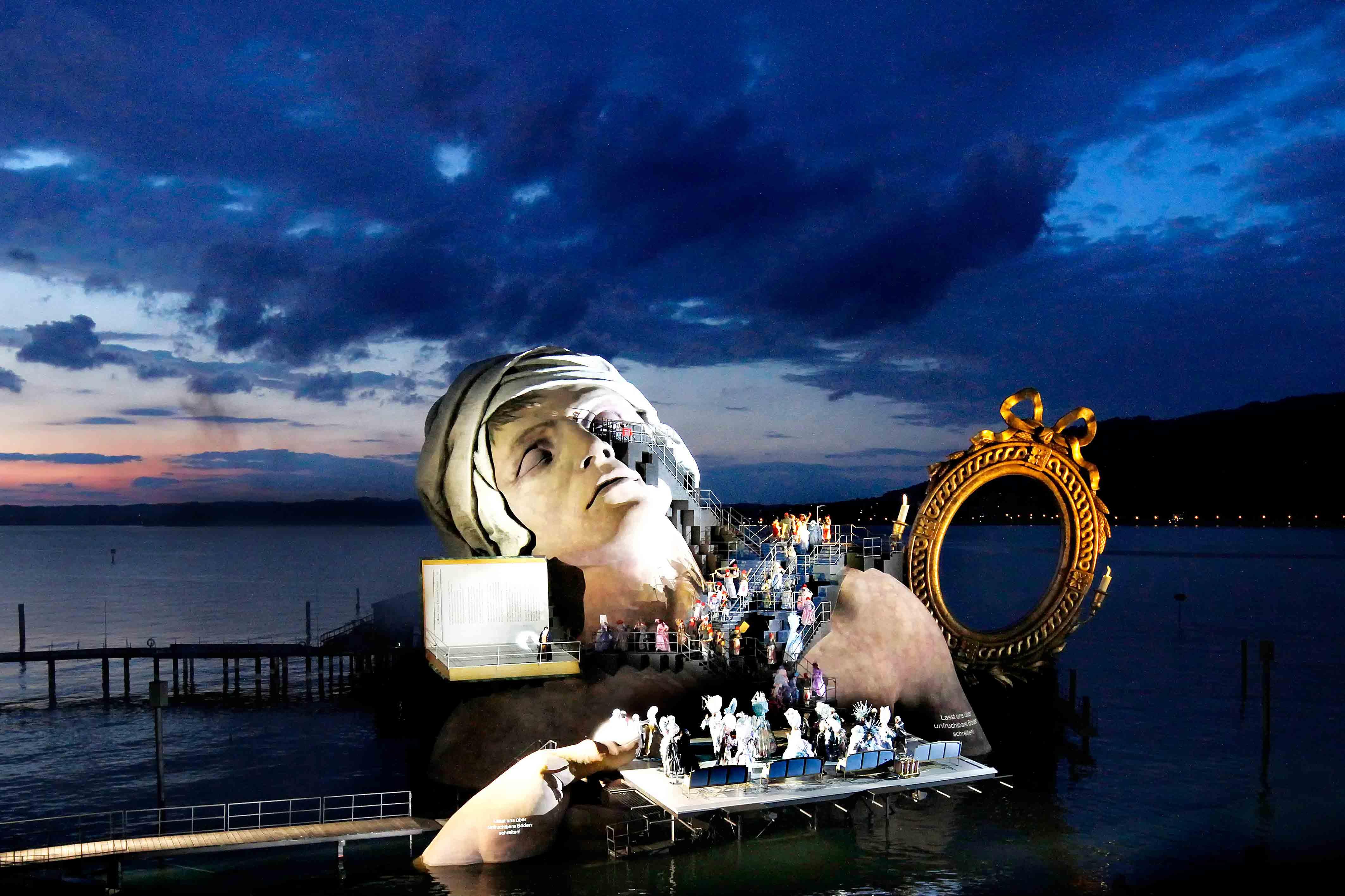 بزرگترین جشنواره تئاتر دنیا
