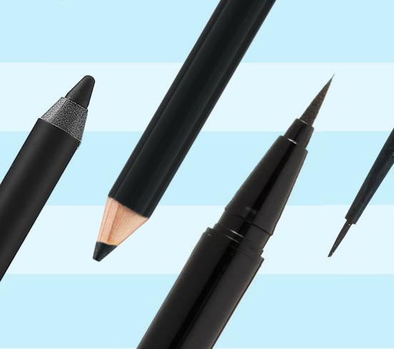 انواع مختلفِ مداد و خط چشم ومزایا ومعایب آنها