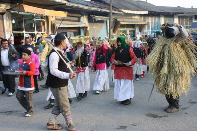 جشن عیدانه در شهرك تاریخی ماسوله در روزهای ششم و هفتم فروردین ماه برگزار میشود