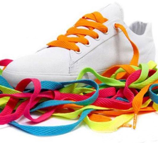 راهنمای آموزش بستن بند کفش (عکس)