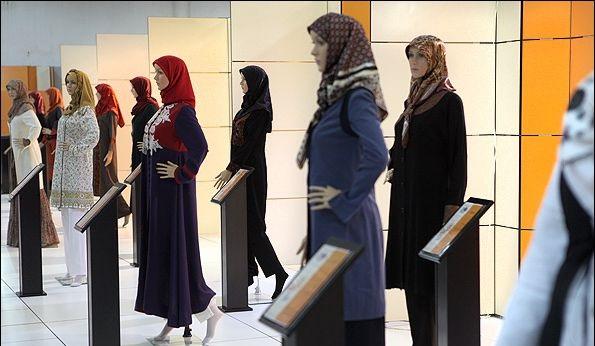 افتتاحیه چهارمین جشنواره مد ولباس