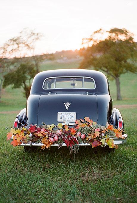 ماشین عروس های 2015 با ماشین های قدیمی