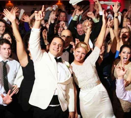 بهترین دی جی برای مراسم جشن عروسی تان