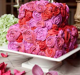 بایدها و نباید ها در مورد کیک عروسی