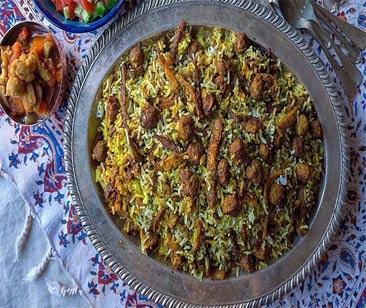 کلم پلوی شیرازی و دیگر غذاهای محبوب بین ایرانیها