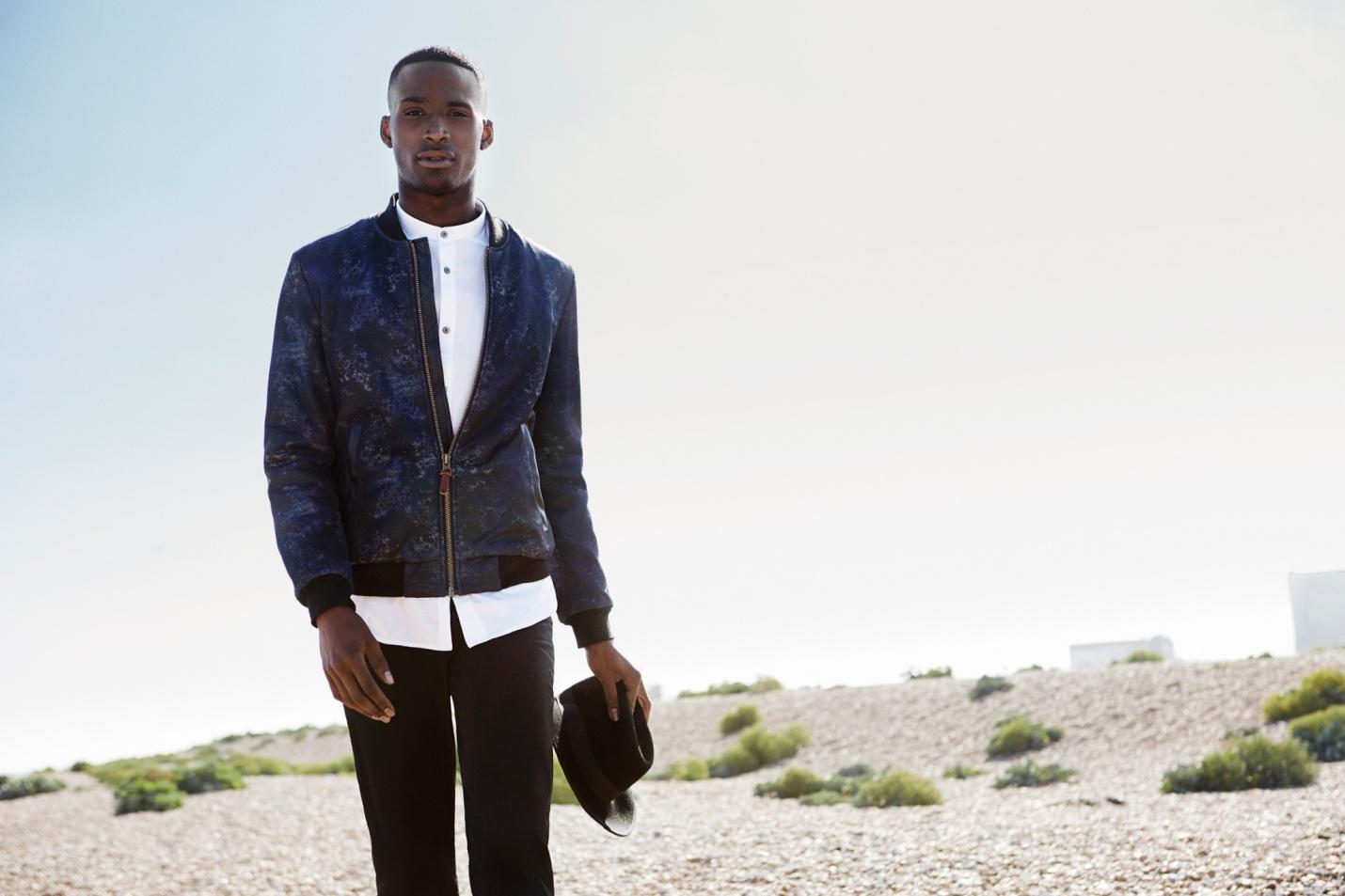 مدل های طراحان انگلیسی در بهار2015