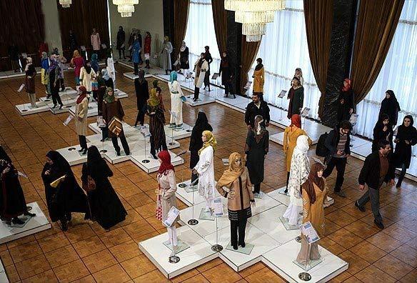 جشنواره مد و لباس فجر سال 1392