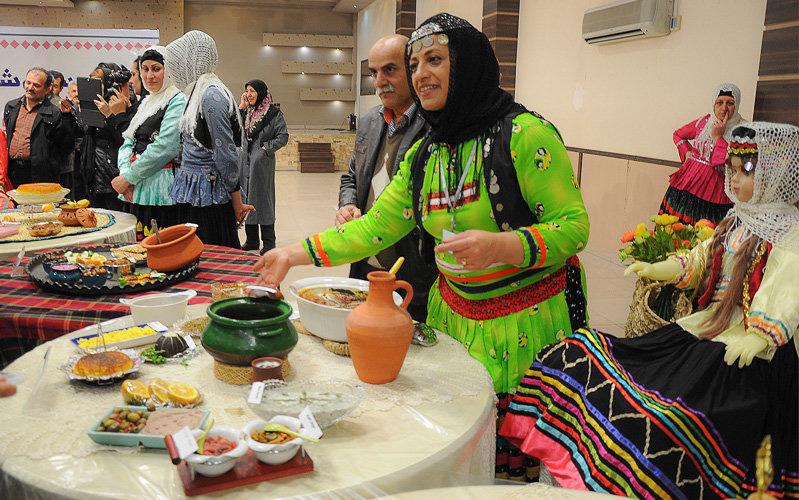 تصاویر خوشمزه و دلنشین از جشنواره غذای محلی