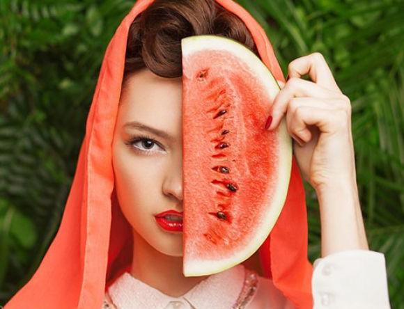 ماسک هندوانه