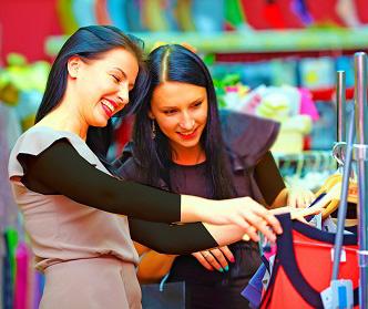 15 دلیل شیرین برای خانم ها ،برای هر روز به خرید رفتن