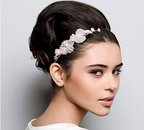 مدل موی عروس پاییز 2015