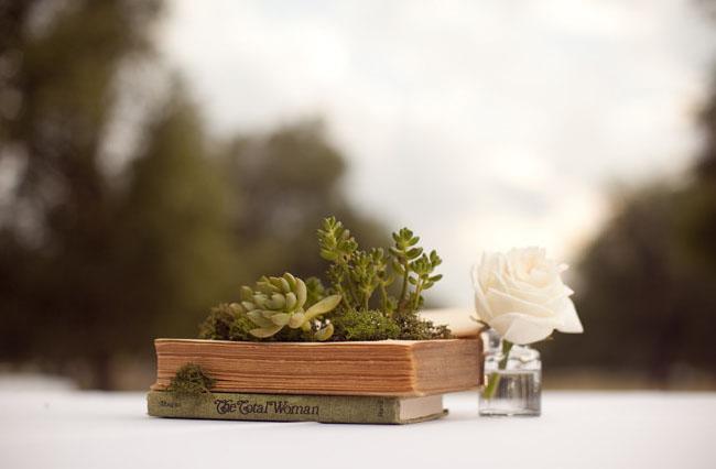 یک گلدون خوشکل برای روی میزتون