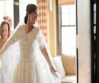 بعد از انتخاب و خرید لباس عروس به این نکات توجه کنید