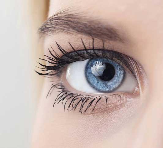 تغییر رنگ چشم به صورت طبیعی