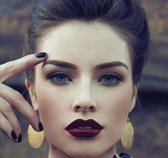 کلید زیبایی،هماهنگی آرایش با رنگ مو