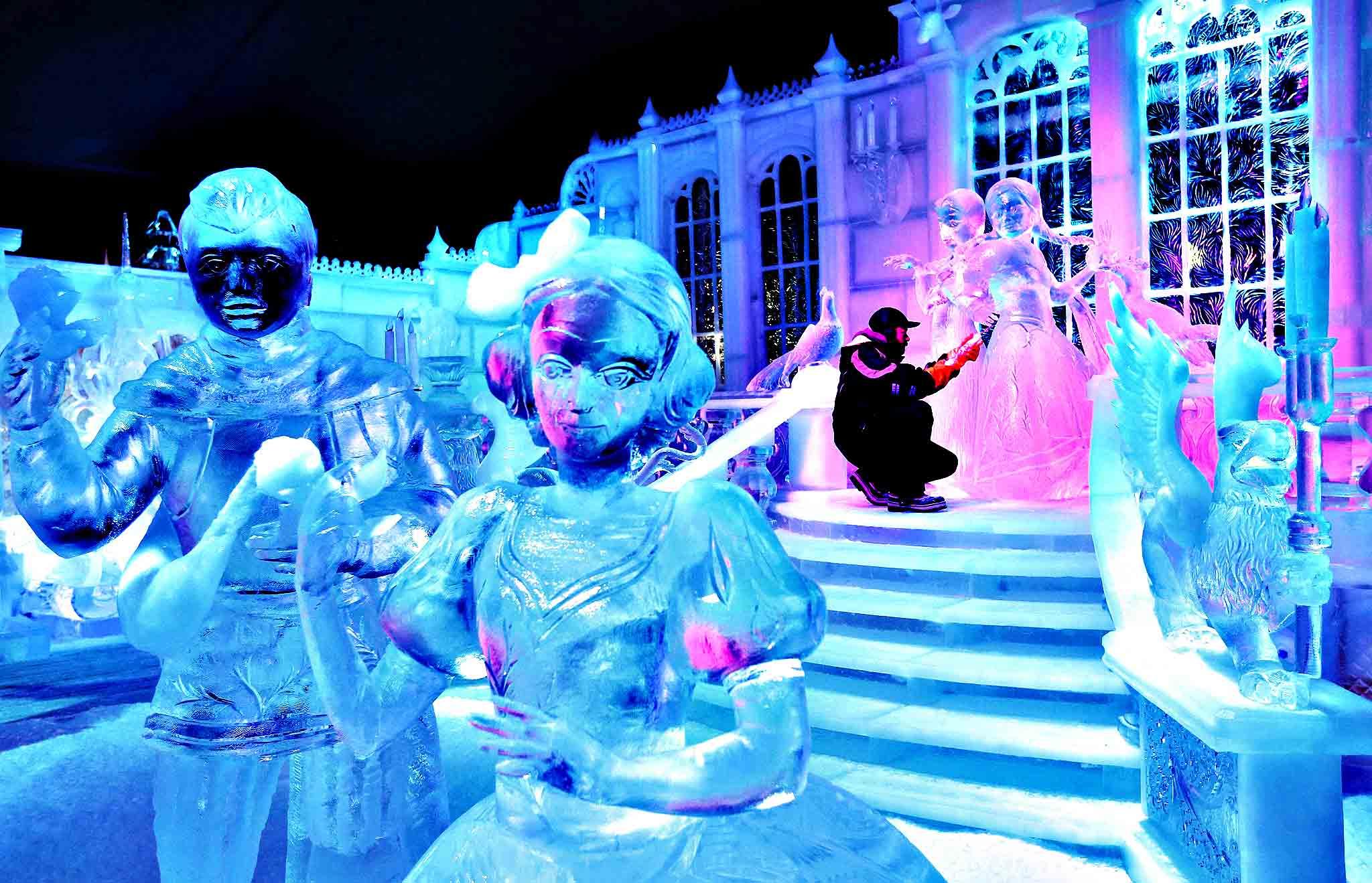 بزرگترین جشنواره زمستانی دنیا