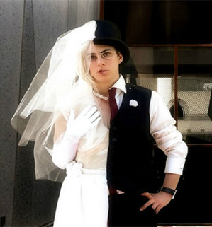 Sologamy – ازدواج با خود