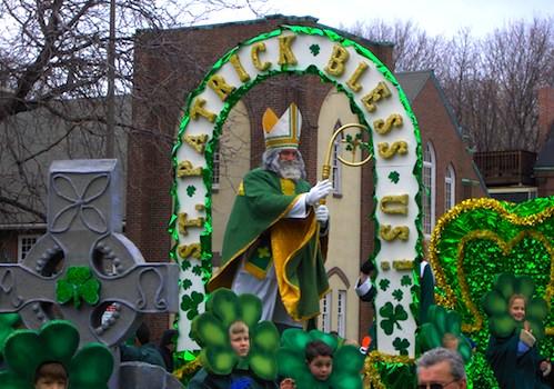 جشنواره سبز ایرلند
