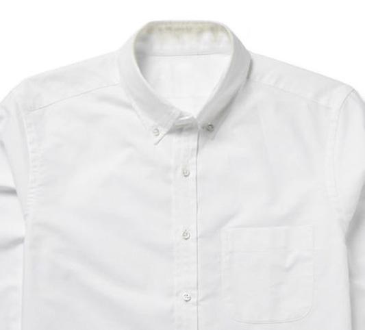 بهترین راه برای پاک کردن لکه روی یقه پیراهن