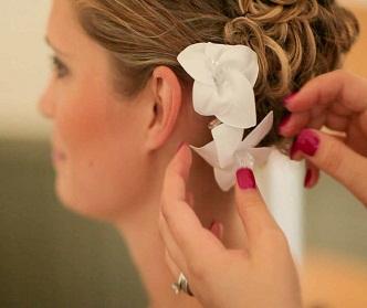 زیبایی و جلوه خاص برای موهای شما در تنهاشب خاص زندگیتان