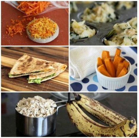 بهترین غذاها برای کودک شما