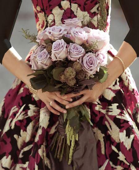 گزینه های متنوع رنگ در لباس عروس