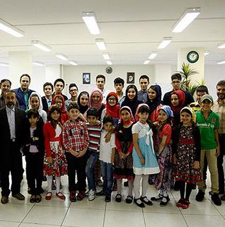 بیست و هشتمین جشنواره بین المللی فیلم کودک و نوجوان اصفهان