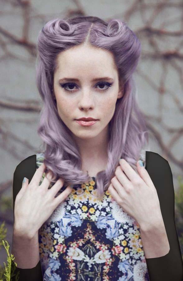 رنگ موهای پاییز 2014