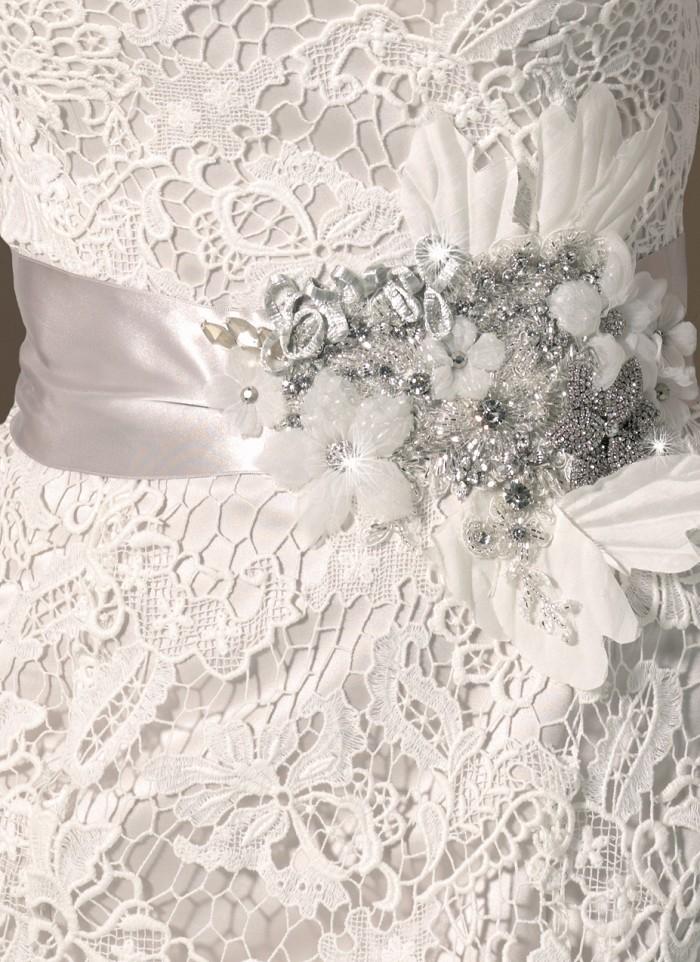 برگرفته از لباس عروس های طراحان امریکایی