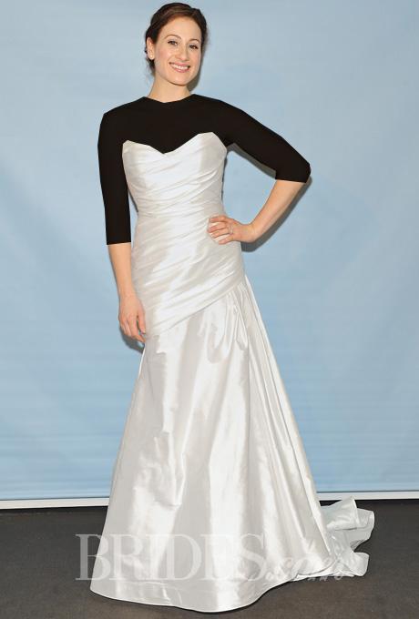 پیشنهاد طراحان نامدار لباس عروس برای سایز بزرگ ها
