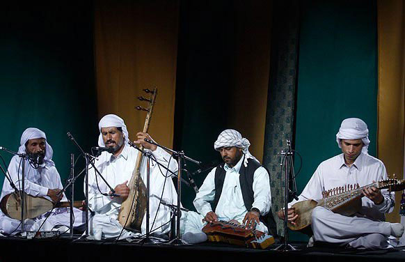 کرمان میزبان گروه های موسیقی اصیل محلی