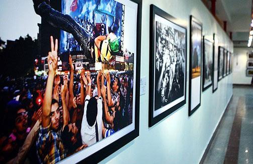 ششمین جشنواره هنر های تجسمی