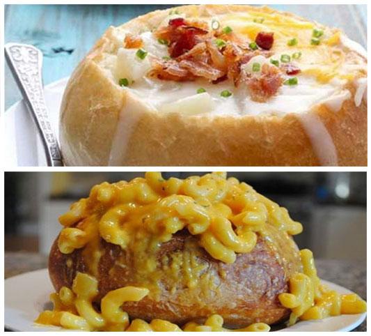چند غذای خوشمزه که با نان همبرگر می شود درست کرد