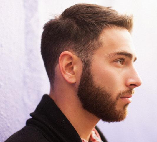 ریش بهتر است یا صورت اصلاح شده