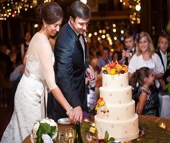کیک عروسی با طعم اولین آهنگ آشنایی