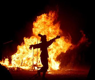 آتش عنصر پاک کننده