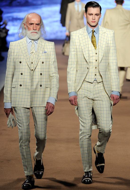 مدل کت و شلوار برای آقایان