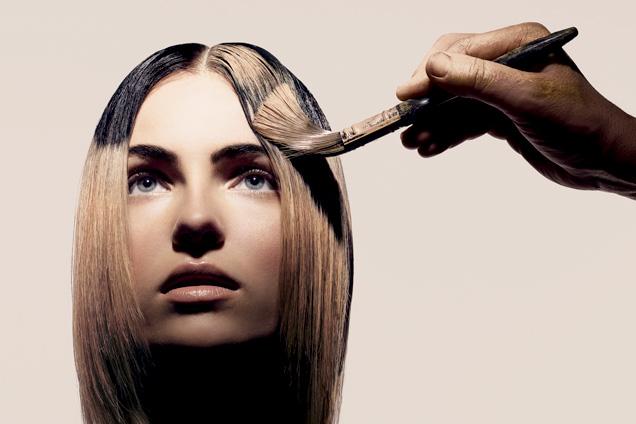 اشتباه های متدوال در رنگ کردن موی سر