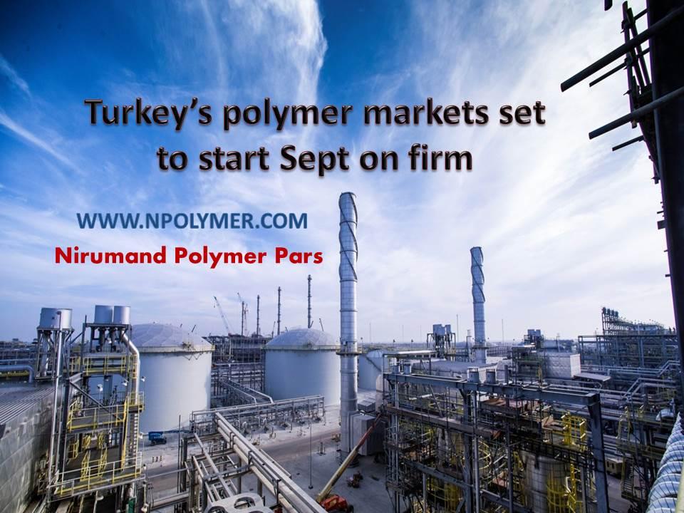 Turkey's polymer markets set to start Sept on firm